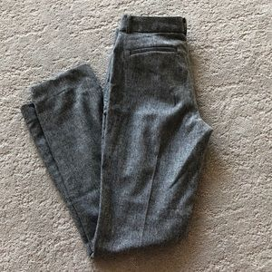 Banana republic Grey ankle business pant
